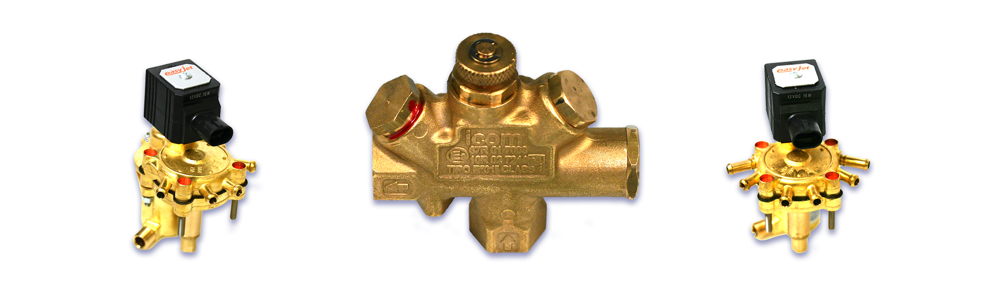 Pressure regulators LPG
