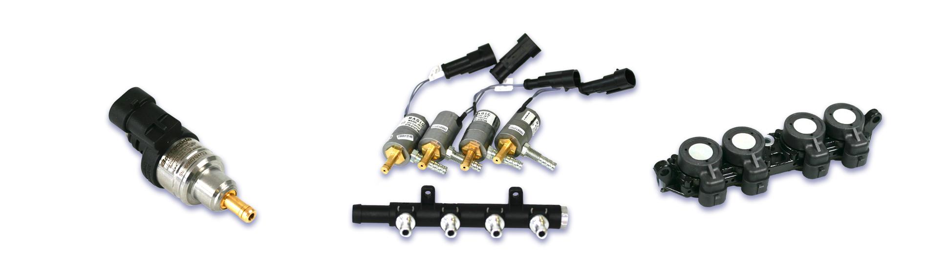 Injektoren LPG CNG