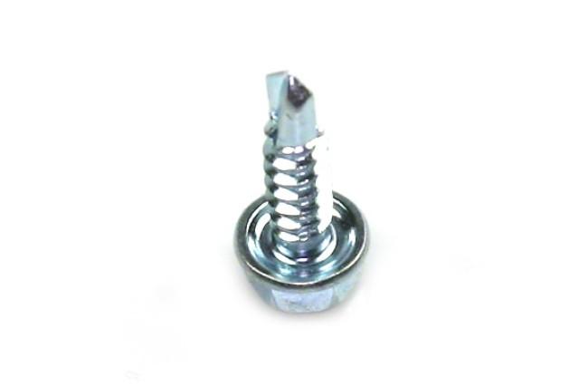 Bohrschraube Sechskant 4,2mm x 19mm DIN 7504-K (1000 Stück)