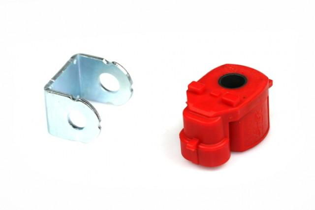 Magnetspule für Valtek und Rail 3 Ohm rot/schwarz (mit Fassung) 12V