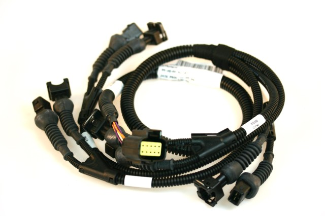MTM Injektor Kabelsatz 10-pol 4Zyl SX