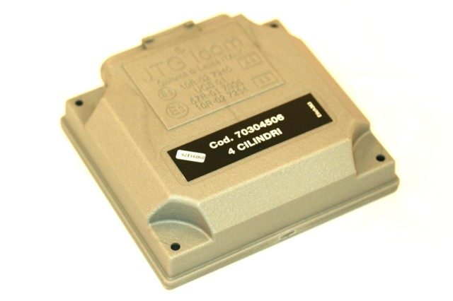 ICOM Steuergerät 4 Zylinder