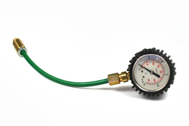 ICOM Manometer für Druckprüfung