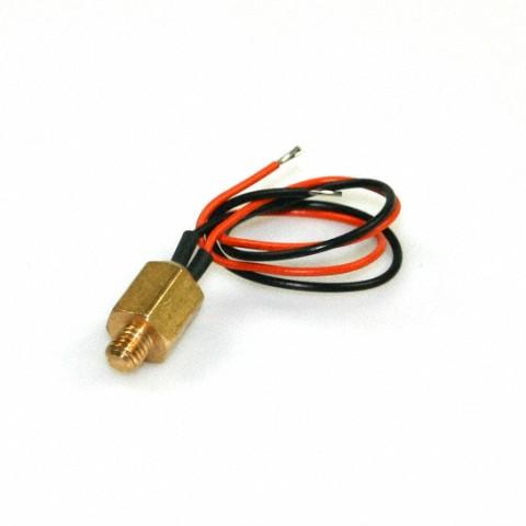 Temperatursensor M5 NTC. 4,7 kohm