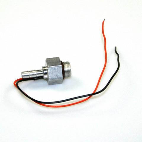 Temperatursensor mit 5-6mm Schlauchanschluss 4.7k Ohm, M12x1 (für IG1, IG5, IG7 Dakota Injektoren)