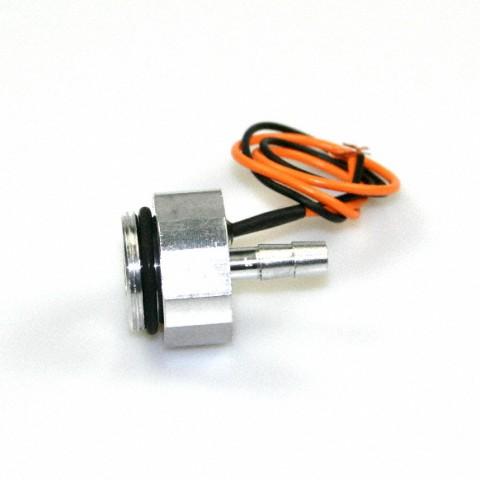 Temperatursensor mit 5mm Anschluss 4.7k Ohm, M18x1 (IG3 Injektoren)