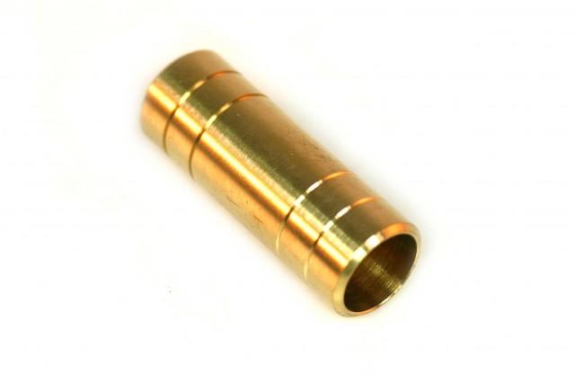 Schlauchkupplung D16mm D16mm (Messing)