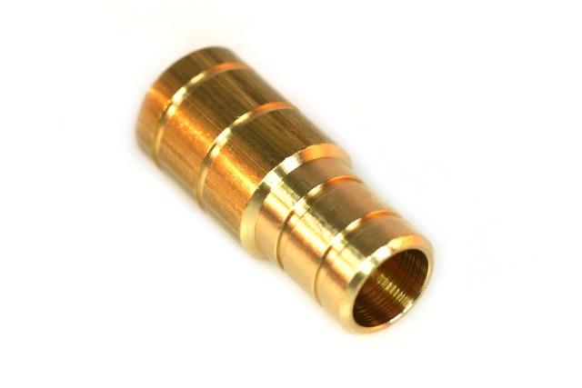 Schlauchkupplung D19mm D16mm (Messing)
