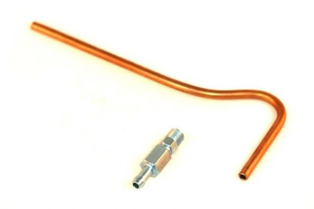 5mm Durchführungsröhrchen incl. Dichtringen und Schrauben