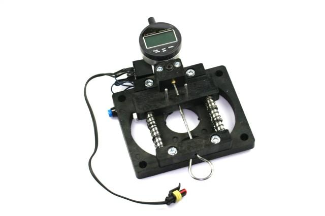 Kalibrierungswerkzeug für Einspritzrails Valtek T30