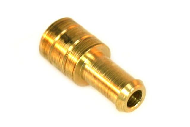 Schlauchkupplung D15mm D10mm (Messing)