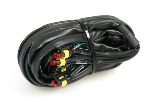 AEB 3/4 cylinder wiring harness MP48 (without OBD)