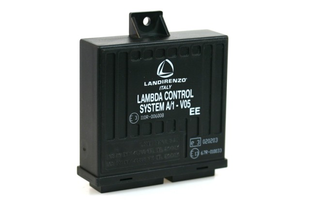 Landi Renzo LCS Steuergerät System A/1-V05 EE