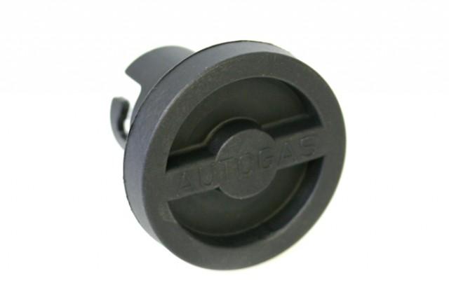 LPG Tankdeckel für Bajonett Füllventil 45mm
