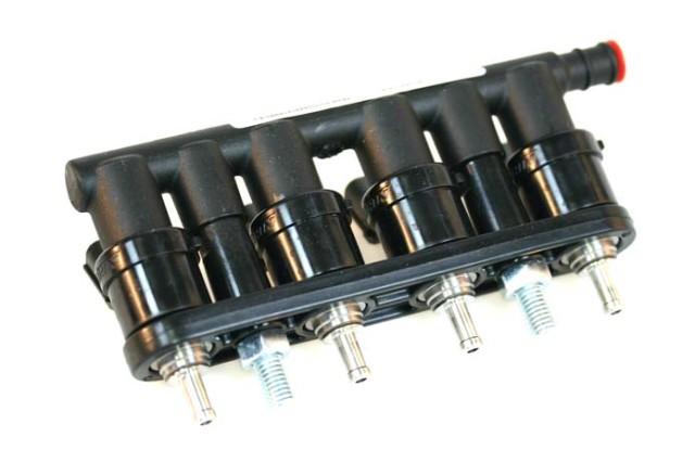 Prins Injektor LPG CNG Keihin KN9 4 Zylinder  (63cc)