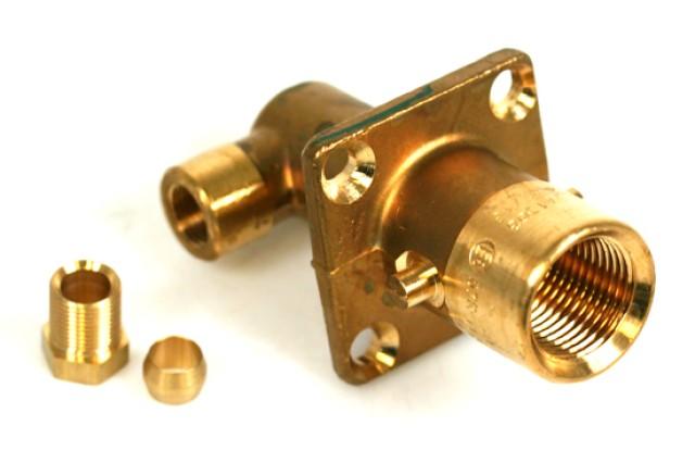 Füllventil Bajonett für Aussenbetankung (Topf) 90° für 8mm Cu-Leitung
