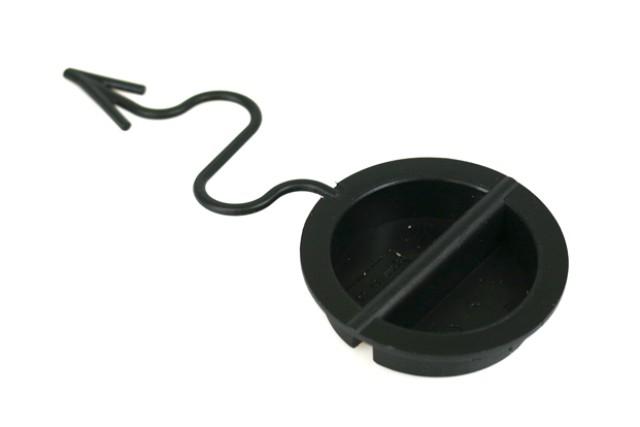 Rotarex LPG Tankdeckel für DISH Füllventil, Einbautopf