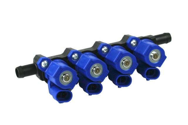 OMVL Injektor LPG CNG GEMINI 4 Zylinder