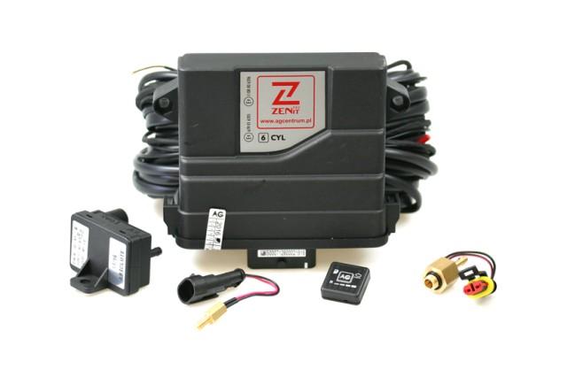 Zenit PRO Elektro Kit 5-6 Zylinder (ohne OBD)