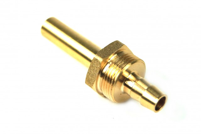 DREHMEISTER Raccord 8mm pour tuyau thermoplastique 8mm