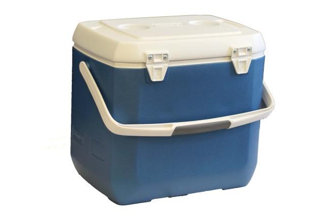 COLEMAN Xtreme Series nevera capacidad de 26 litros, capacidad refrigerante 3 días