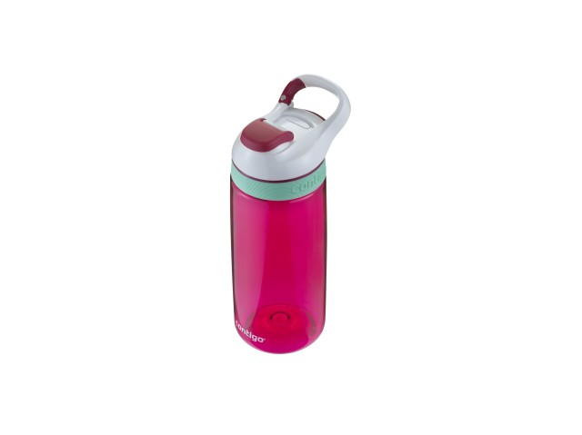 Contigo Autoseal Courtney Trinkflasche Kinder, Wasserflasche 590ml (Sangria White)
