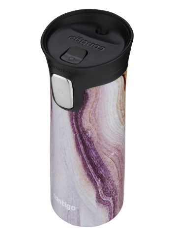 Contigo Autoseal Pinnacle Couture mug isotherme, tasse de voyage 420ml (Sandstone)