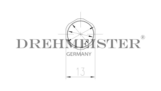 DREHMEISTER tétine dinjection pour rails Valtek /Matrix G 1/8 D.5mm L.25mm