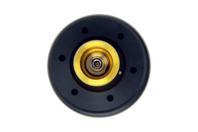 WEH CNG Einfüllstutzen TS50 mit Filter Ø6mm (ECE)
