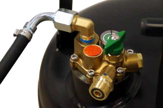 LPG-FIT Flexleitung XD-6 (10mm - entspricht dem Füllschlauch) - Meterware