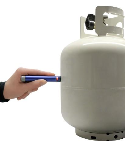 GASLEVEL® Stick Gasflaschen Füllstandsanzeige, Gas Füllstandsanzeige in Stiftgröße