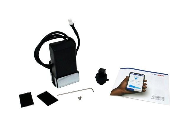 Rotarex WAVE Bluetooth Fernanzeige für Tankflaschen mit Multiventil