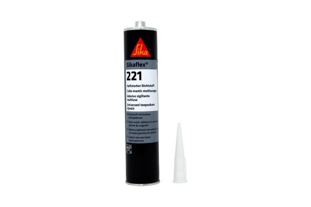 Sikaflex 221 300ml - uniweiss