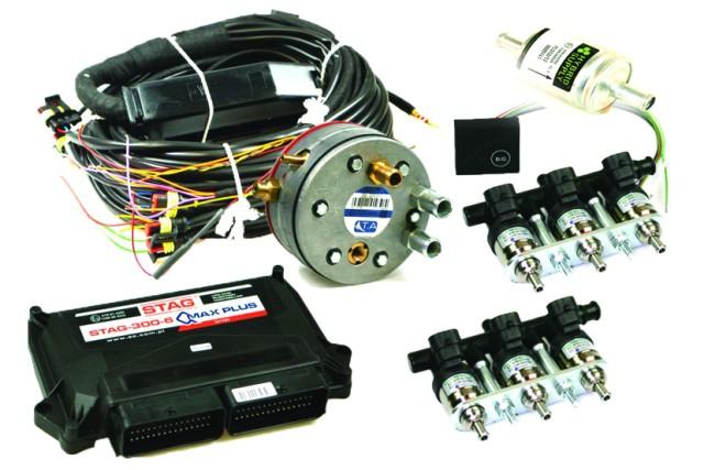 STAG 300-6 QMAX BASIC - 5/6 Zylinder