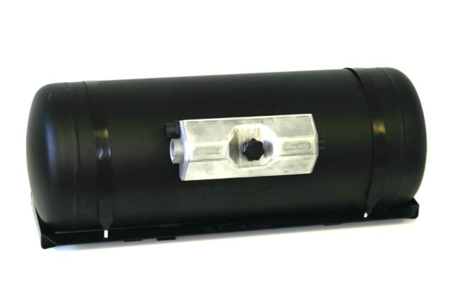 GZWM depósito cilíndrico de 4 agujeros 315x667 45 L