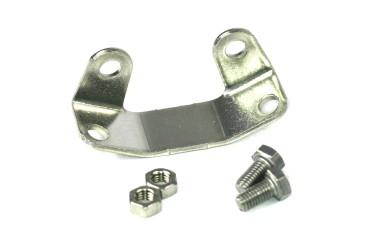 DREHMEISTER riel de montaje para válvulas de llenado mini (acero inoxidable)