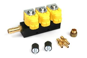 Valtek Injektor LPG CNG Typ 30 STD 1 Ohm 3 Zylinder