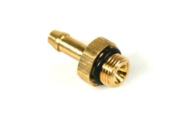 DREHMEISTER tétine d'injection pour rails Valtek /Matrix G 1/8 D.5mm L.25mm