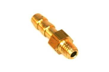 Boquilla roscada M6 Ø 5 mm L. 26 mm