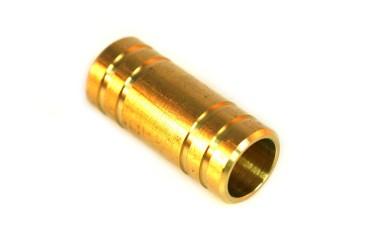 Schlauchkupplung D19mm D19mm (Messing)