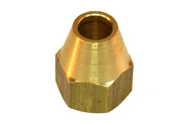 Union nut 1/2 UNF D. 8 mm