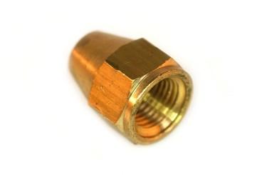 Überwurfmutter M12x1,25 D8mm L 22mm