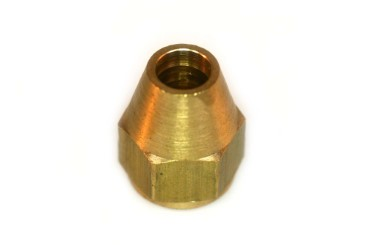 Union nut M12x1,25 D. 8 mm L. 22 mm