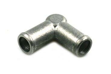 90° Winkelstück (ZnAl) 16x16 (mm)