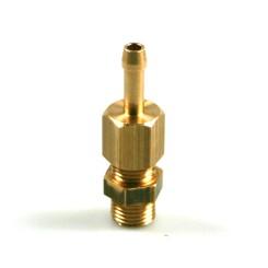 Conducto protector M10x1 con conector de manguera 5 mm para manguera de poliamida