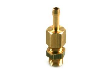 Conducto protector M10x1 con conector de manguera 6 mm para manguera de poliamida