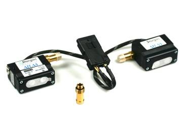 Matrix Rail Injektor LPG CNG  2 x 2 Zyl. XJ 322 ohne T-Sensor