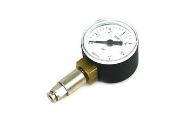 V-LUBE Valve Saver manómetro para prueba de presión de bombeo