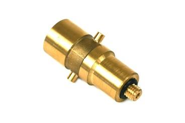 DREHMEISTER Bajonett LPG Adapter M10 - 72,8mm