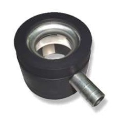 Mezclador con interruptor magnetico Ø 70 mm revestimiento de caucho